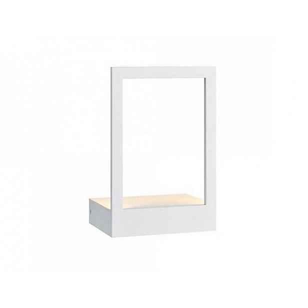 Bílé nástěnné LED svítidlo Markslöjd Pablo