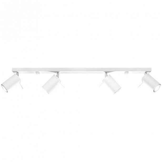 Bílé stropní svítidlo Nice Lamps Etna 4L
