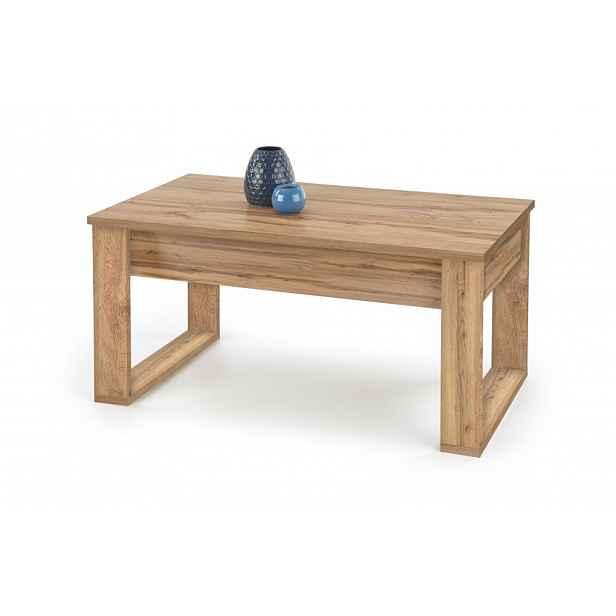 Konferenční stolek NEA Halmar Dub wotan