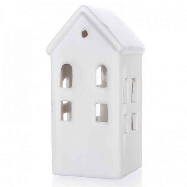 Svítící LED domeček 2 PATRA, bílé světlo