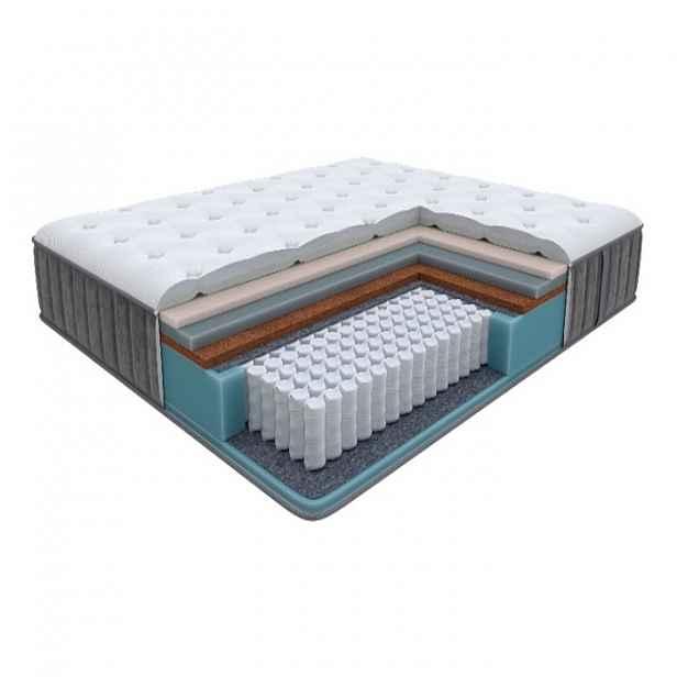 Enzio GLORY Firm 120 x 200 x 27 cm tuhá vysoká luxusní pružinová matrace