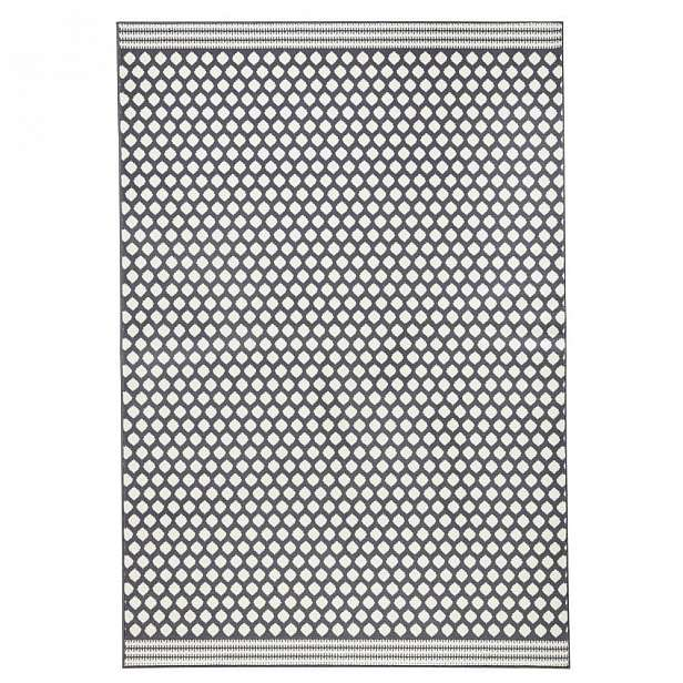 Šedý koberec Zala LivingSpot, 200x290cm