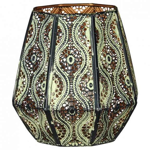XXXLutz STOJAN NA SVÍČKY, kov, sklo Ambia Home - Svícny & stojany na svíčky - 0031690295