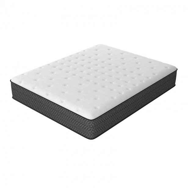 Enzio Sealy Sensitive Plush Black Edition 80 x 200 x 27 cm