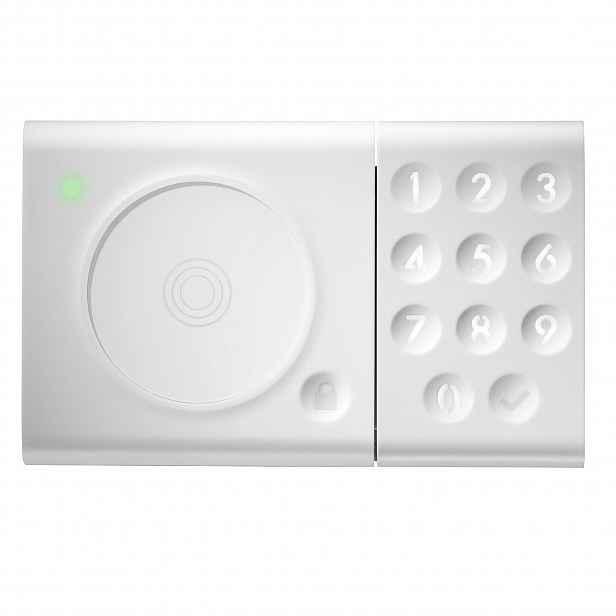 Čtečka čipů Somfy Doorlock Touch + PIN