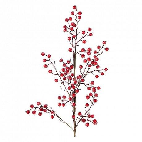 Červená umělá květina Boltze Beliana