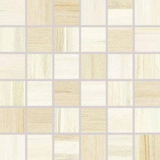 Mozaika Rako Charme béžová 30x30 cm mat WDM06035.1