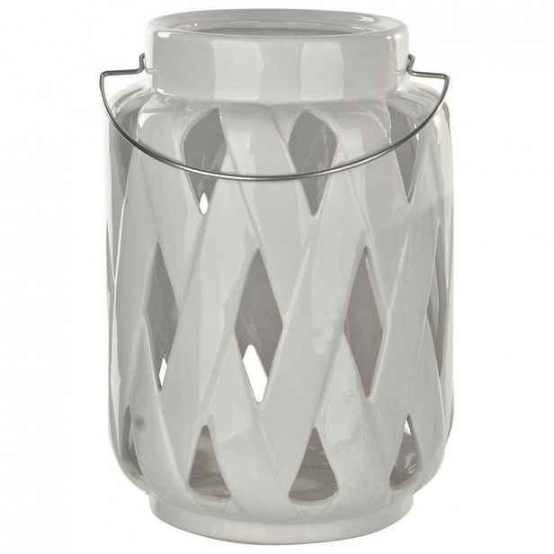XXXLutz LUCERNA, kov, keramika Ambia Home - 0057110042