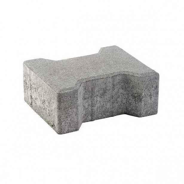 Betonová zámková dlažba BEST BEATON přírodní, výška 80 mm