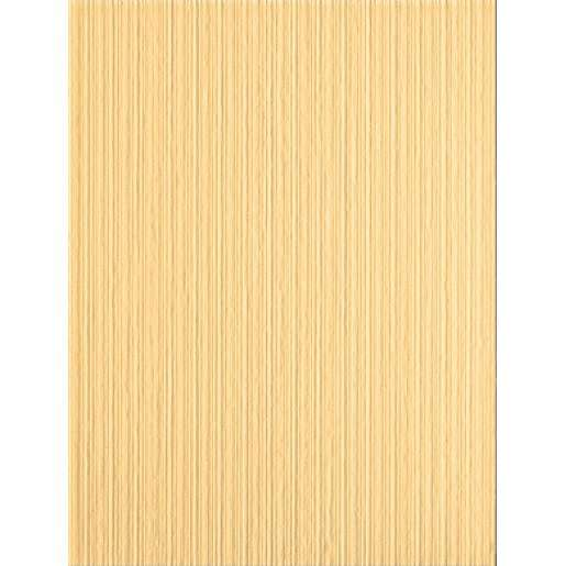 Obklad Rako Samba žlutá 25x33 cm mat WARKA071.1