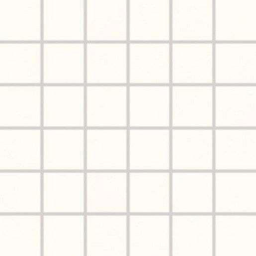 Mozaika Rako Extra bílobéžová 30x30 cm mat WDM05719.1