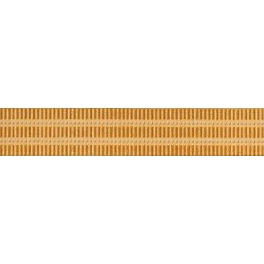 Listela Rako Remix oranžová 5x25 cm lesk WLAH5017.1
