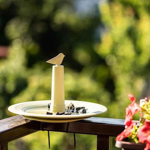 Pítko pro ptáky FINCH olivová