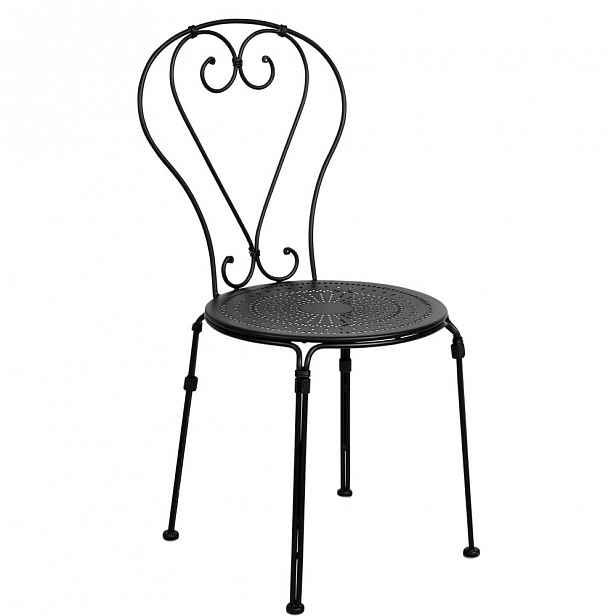 Butlers PALAZZO Židle - černá