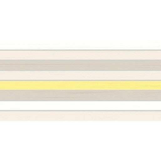 Dekor Rako Easy R žlutá 20x40 cm mat WILMB063.1