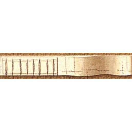 Listela Venus Kilimi mostaza/miel 4x25 cm mat CFKILIIN4MOMI