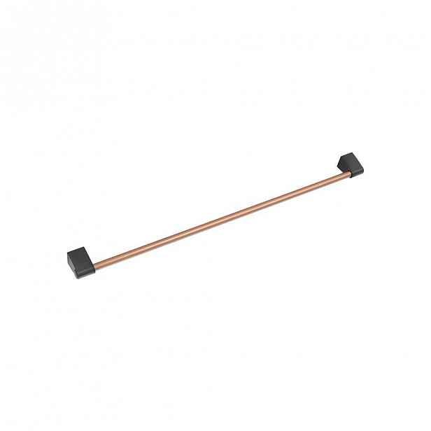 Závěsná tyč Metaltex Cooper, délka 60 cm