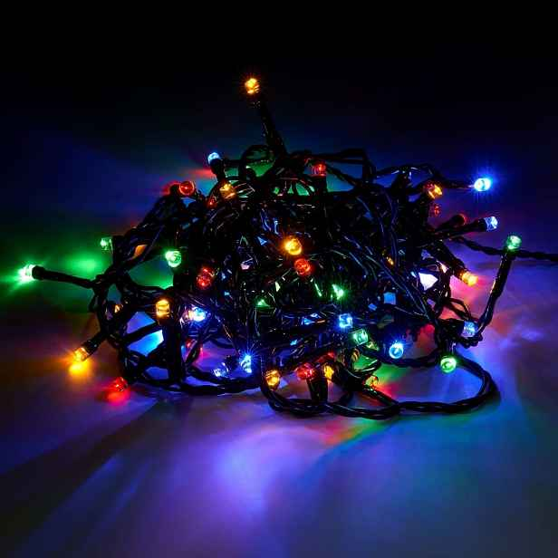 Butlers BRIGHT NIGHT LED Světelný řetěz 80 světel