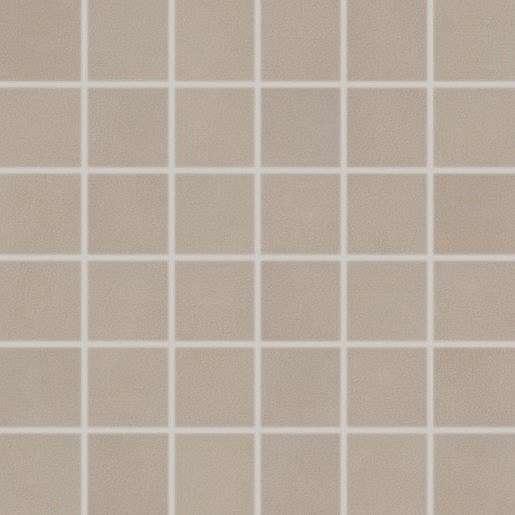 Mozaika Rako Up šedohnědá 30x30 cm lesk WDM05509.1