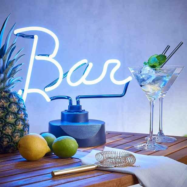 Butlers BAR Neonová lampa
