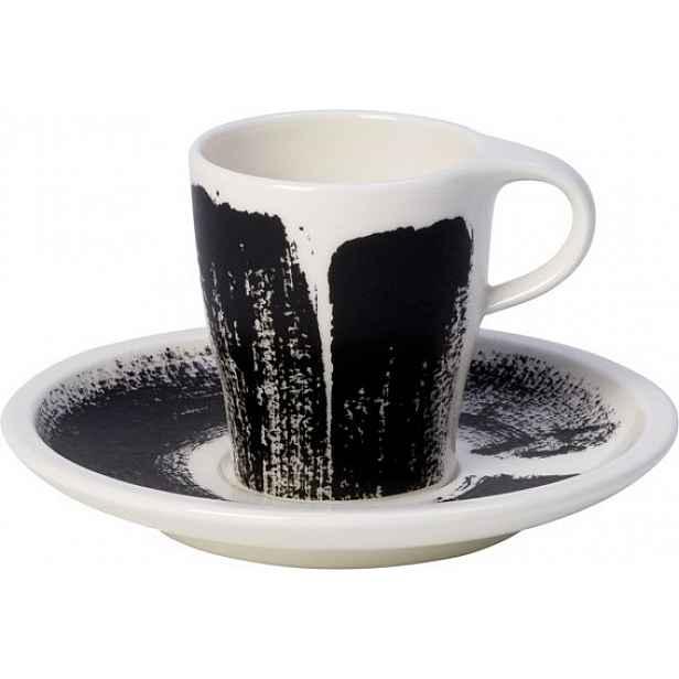 Villeroy & Boch Coffee Passion Awake šálek na espresso s podšálkem, 0,09 l
