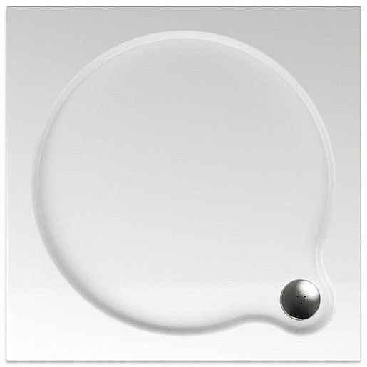 Sprchová vanička čtvercová Teiko Venus 100x100 cm akrylát V134100N32T01001