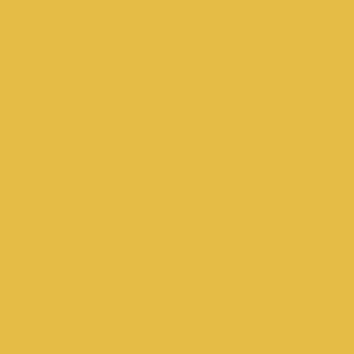 Obklad Rako Color One tmavě žlutá 20x20 cm mat WAA1N222.1
