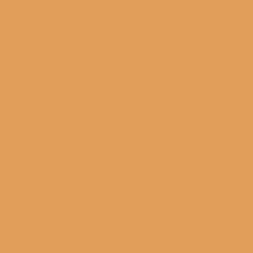 Obklad Rako Color One tmavě oranžová 20x20 cm lesk WAA1N272.1
