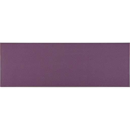 Obklad Fineza Velvet violeta 25x73 cm lesk VELVETVI