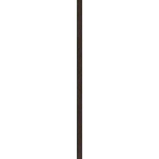 Listela Fineza Via veneto bruno 1,5x45 cm mat VLAPB007.1