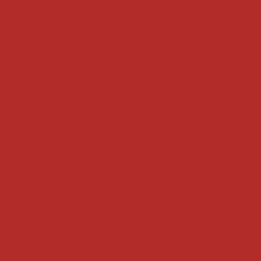 Obklad Rako Color One červená 20x20 cm lesk WAA1N363.1