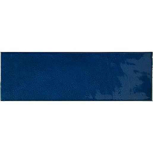 Obklad Equipe VILLAGE royal blue 6,5x20 cm lesk VILLAGE25630