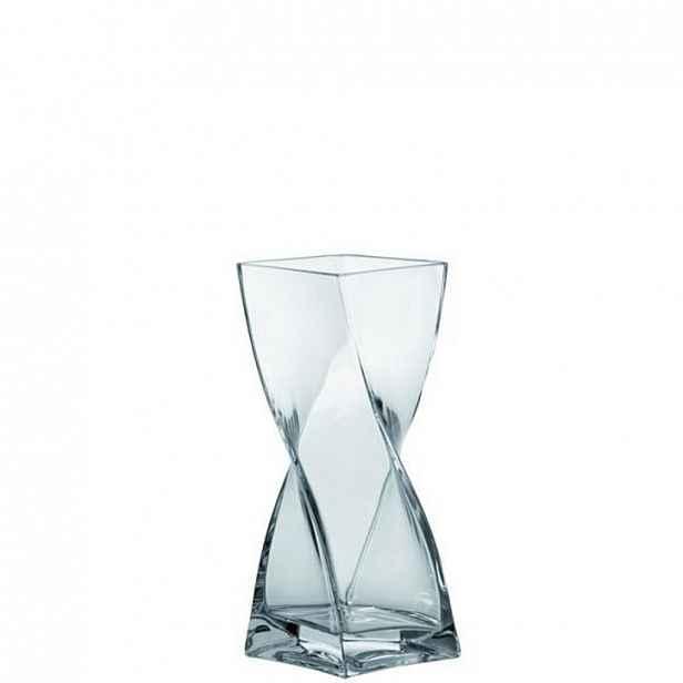 XXXLutz VÁZA 20 CM, sklo, 20 cm Leonardo - Skleněné vázy - 0038136950
