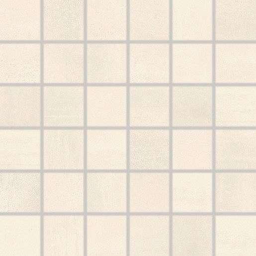 Mozaika Rako Rush světle béžová 30x30 cm pololesk WDM06518.1