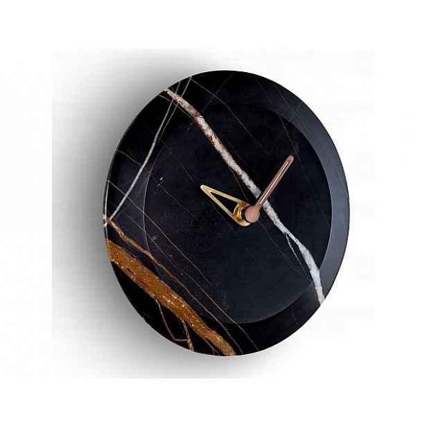 Designové nástěnné hodiny Nomon Bari S Sahara 24cm