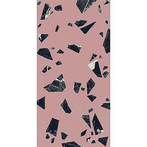 Dlažba Ergon Medley pink 60x120 cm mat EH8N