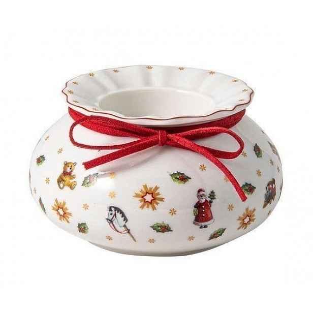 Villeroy & Boch Toy´s Delight Decoration svícen na čajovou svíčku, 10 cm
