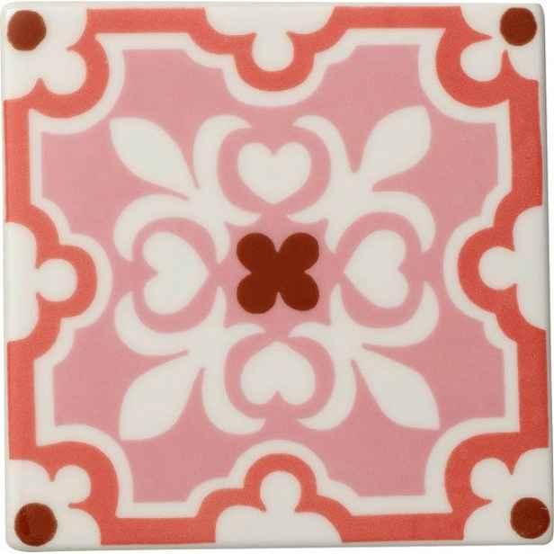 Villeroy & Boch Rosé Caro porcelánové podtácky, 2 ks