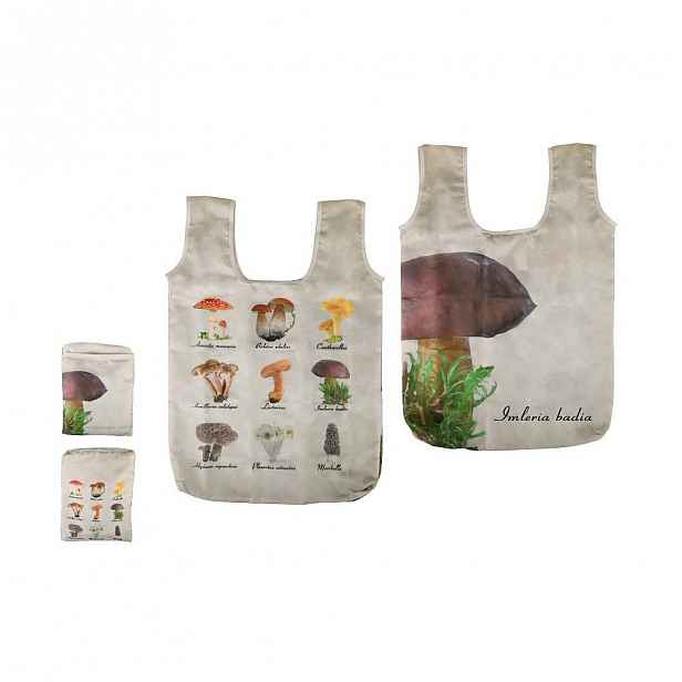 Skládací taška s potiskem hub Esschert Design