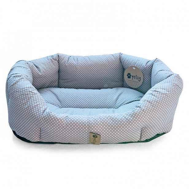 Pelíšek pro psa PUŇŤA vel. L - 75 x 60 cm