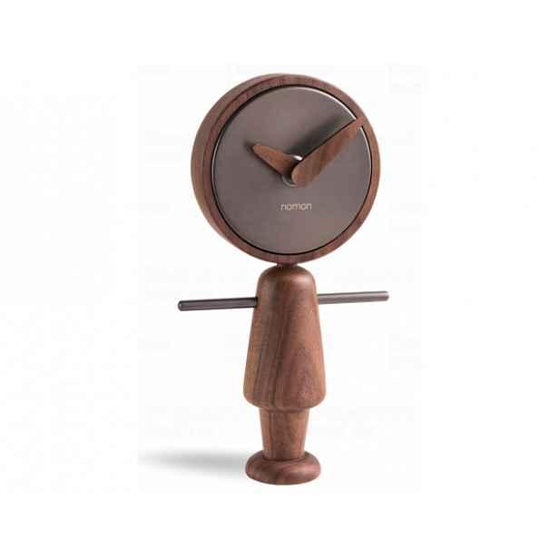 Designové stolní hodiny Nomon Nene NT 22cm