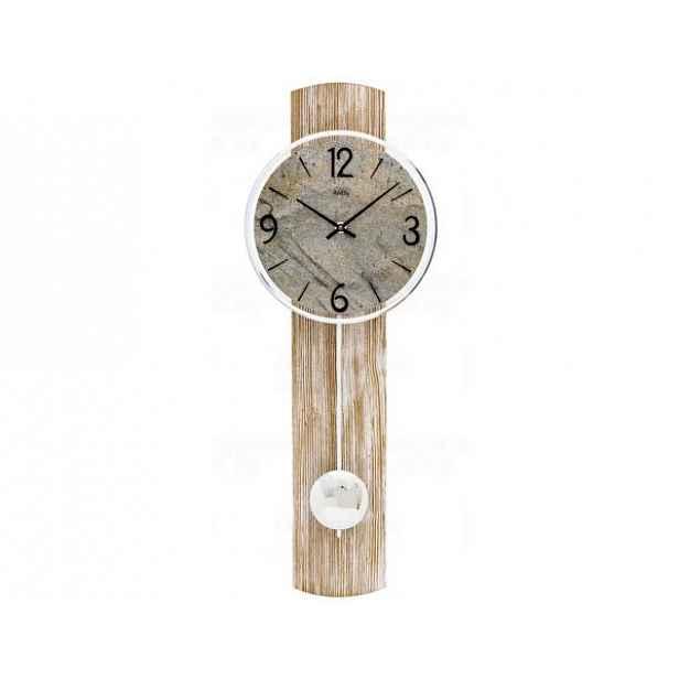 Kyvadlové nástěnné hodiny 7465 AMS 60cm