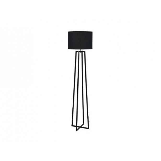 Stojací lampa QENNY TYP 17, černá