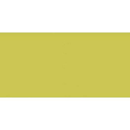 Obklad Rako Color One žlutozelená 20x40 cm mat WAAMB464.1