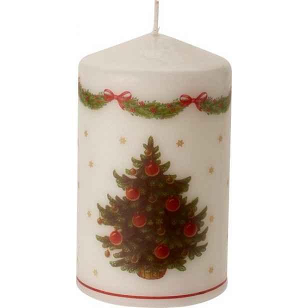 Villeroy & Boch Winter Specials svíčka vánoční stromek, 7 x 12 cm
