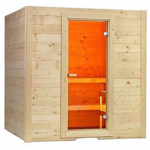 Finská sauna MEDIUM, HARVIA VEGA BC80