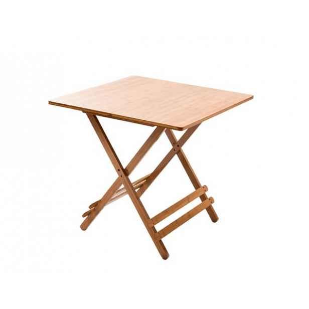 Stůl DENICE, přírodní bambus