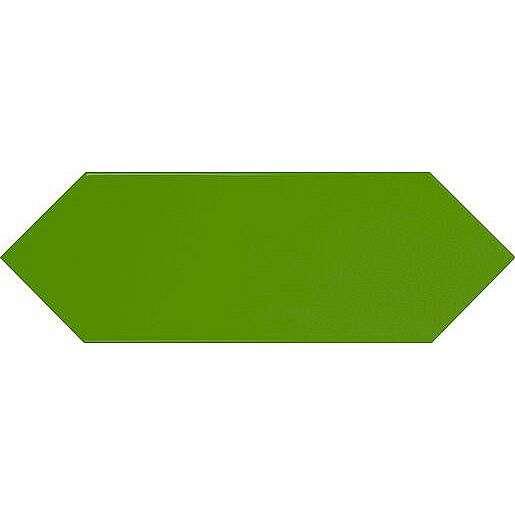 Obklad Ribesalbes Picket green 10x25 cm lesk PICKET2826