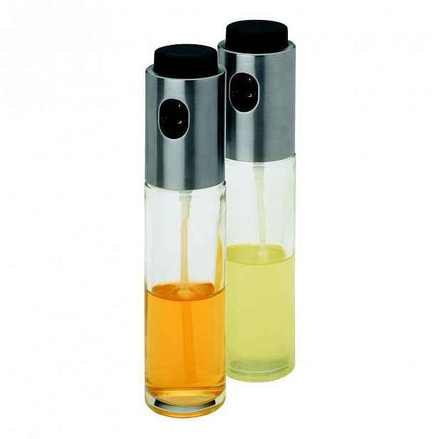 Sada 2 rozprašovačů na olej a ocet Westmark Spray