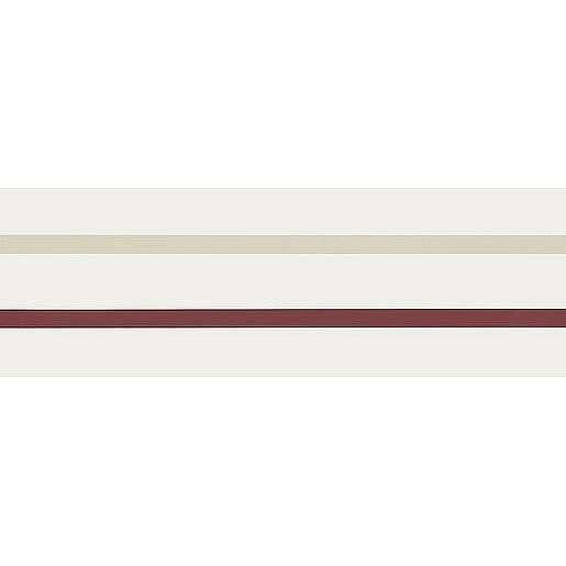 Dekor Rako Blend bordo 20x60 cm mat WITVE806.1